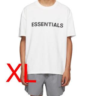 FEAR OF GOD - fear of god  essentials  Tシャツ XL 白 ホワイト