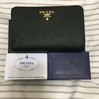 PRADA - PRADA 二つ折り財布