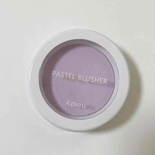 エチュードハウス(ETUDE HOUSE)のa'pieu pastel blusher 【VL03】(チーク)