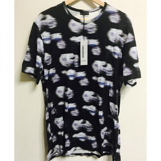 ラッドミュージシャン(LAD MUSICIAN)のLAD MUSICIAN ビッグTシャツ 薔薇柄 花柄 15ss(Tシャツ/カットソー(半袖/袖なし))
