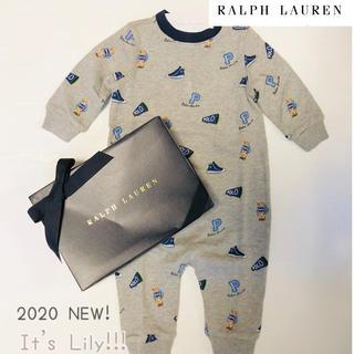 Ralph Lauren - 国内定価11900→5250 新作 9m75cm  ラルフローレン ロンパース