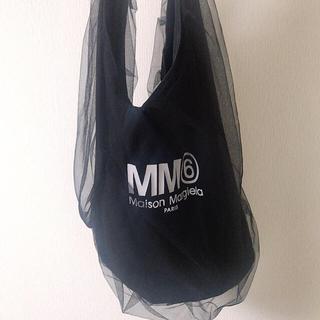マルタンマルジェラ(Maison Martin Margiela)のMaison Margiela mm6 メゾンマルジェラ トートバッグ(トートバッグ)