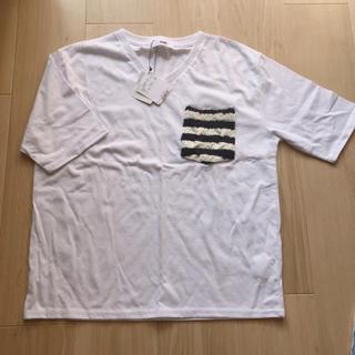 ロデオクラウンズワイドボウル(RODEO CROWNS WIDE BOWL)のロデオクラウンズ Tシャツ【新品未使用】(Tシャツ(半袖/袖なし))