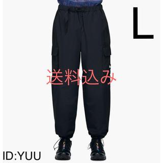 STUSSY - 【L】STUSSY ZIP OFF CARGO PANT カーゴ パンツ 黒