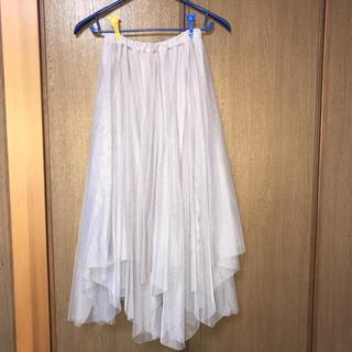 グレイル(GRL)のチュールロングスカート グレイル(ロングスカート)