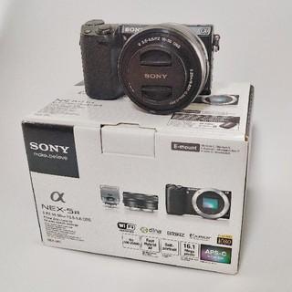 SONY - SONY ミラーレス一眼カメラ NEX-5RL