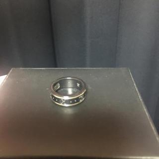 グッチ(Gucci)のグッチ 18k  ブラックリング(リング(指輪))