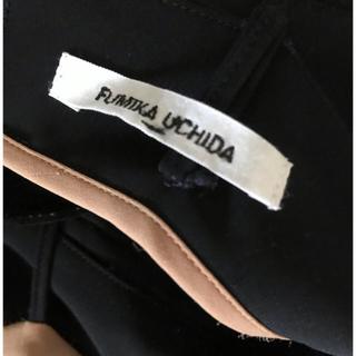 ☺︎リンゴスター様専用☺︎ FUMIKA UCHIDA サロペット 即完売品(サロペット/オーバーオール)