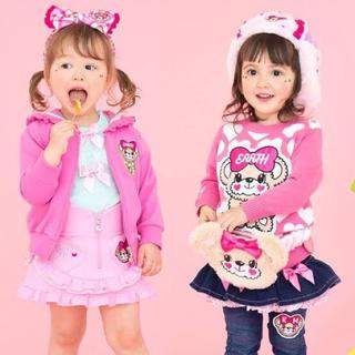 アースマジック(EARTHMAGIC)の子供服 セレクト(ワンピース)