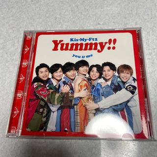 キスマイフットツー(Kis-My-Ft2)のYummy!!(ポップス/ロック(邦楽))