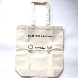 トヨタ(トヨタ)の新品未使用♡トートバッグ♡東京オリンピック♡トヨタ(トートバッグ)