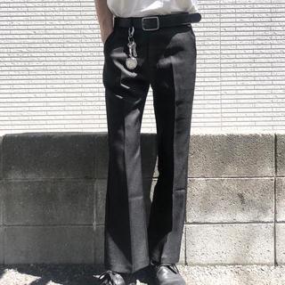 JOHN LAWRENCE SULLIVAN - vintage フレアパンツ ブーツカット ベルボトム スラックス パンツ