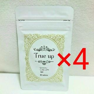 ●Trueup トゥルーアップ 60粒×4袋