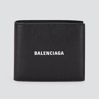 Balenciaga - 新品未使用!送料込み★BALENCIAGA★二つ折り財布