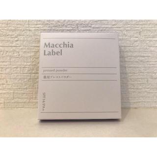 Macchia Label - マキアレイベル 薬用プレストパウダー つめかえ用 レフィル