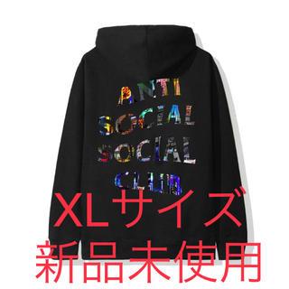 アンチ(ANTI)のANTI SOCIAL SOCIAL CLUB YAKISOBA  HOODIE(パーカー)