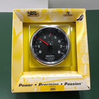 オートメーター(Auto Meter)のAutoMeter TACHOMETER 2895(車内アクセサリ)