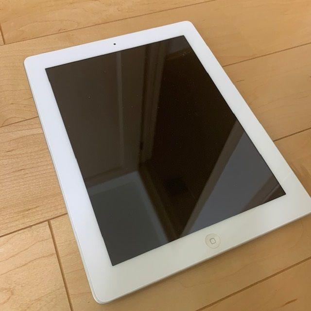 Apple(アップル)の送料無料 即購入OK iPad 4 64GB A1460 スマホ/家電/カメラのPC/タブレット(タブレット)の商品写真