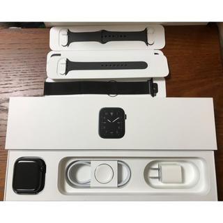アップルウォッチ(Apple Watch)のAPPLE WATCH EDITION GPS+Cellularモデル(腕時計(デジタル))