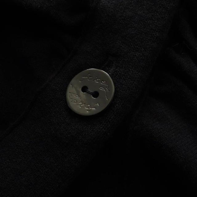 FOXEY(フォクシー)の■FOXEY■ 38 黒 着やせカーディガン フォクシーブティック レディースのトップス(カーディガン)の商品写真