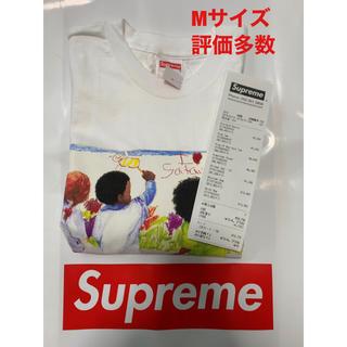 Supreme - Supreme Kids Tee 白 M