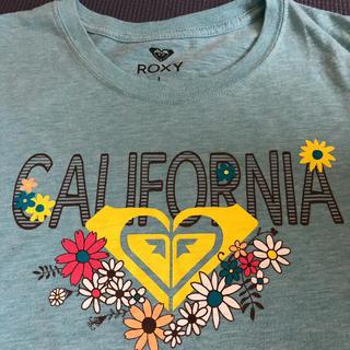 ロキシー(Roxy)のROXY Tシャツ Lサイズ(Tシャツ/カットソー(半袖/袖なし))