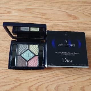 Dior - ディオール サンククルール 390 アイシャドウ