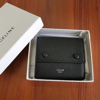 celine - 美品 セリーヌ三つ折り財布Celine 小銭入れ