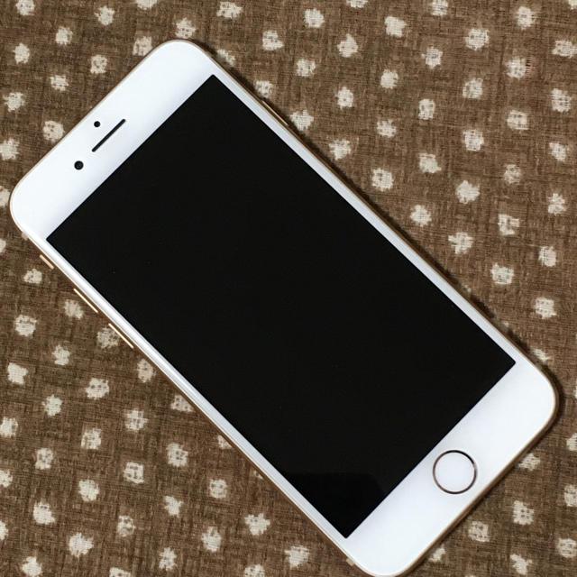 Apple(アップル)の★専用★ 美品 iPhone 8 64GB ゴールド simフリー スマホ/家電/カメラのスマートフォン/携帯電話(スマートフォン本体)の商品写真