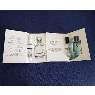 ティファニー(Tiffany & Co.)のTIFFANY&Co 香水サンプル(ユニセックス)