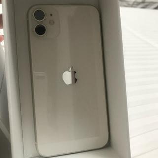 Apple - iPhone 11 ホワイト256gb