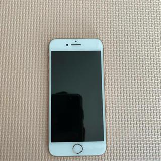 アイフォーン(iPhone)のiPhone8 シャンパンゴールド 64GB simロック解除済バッテリー81%(スマートフォン本体)