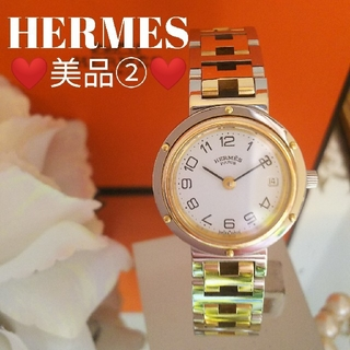 Hermes - ❤️美品②HERMES時計、CHANEL GUCCI ROLEX Cartier