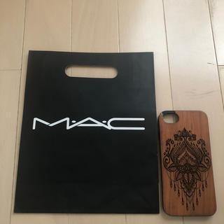 マック(MAC)のMac ショッパー(ショップ袋)