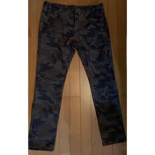 テットオム(TETE HOMME)のテットオム 迷彩 メンズ パンツ XLサイズ(その他)