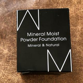 エムアイエムシー(MiMC)のMiMC ミネラルモイストパウダーファンデーション 102(ファンデーション)