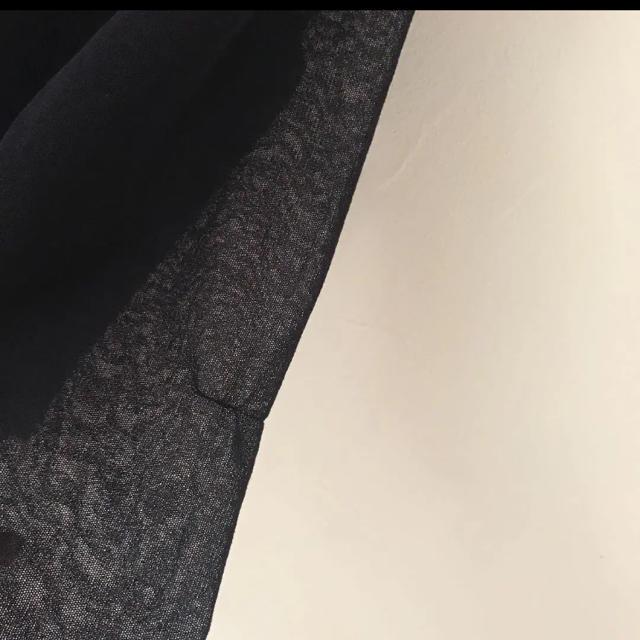 SCOT CLUB(スコットクラブ)のMARECHAL TERRE♡シアーカーディガン紺と白 レディースのトップス(カーディガン)の商品写真