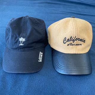 VANS - 【セット販売】キャップ 帽子 (VANS,Reroom)