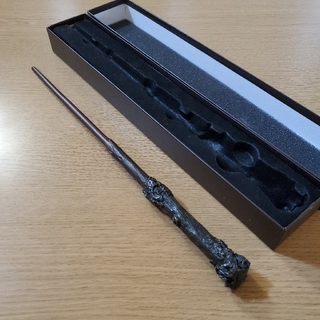 ユニバーサルスタジオジャパン(USJ)のハリー・ポッター魔法の杖☆USJ限定☆(小道具)