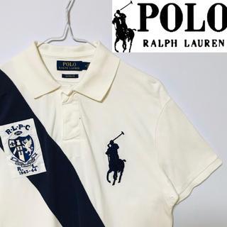 POLO RALPH LAUREN - 希少!Ralph Laurenポロラルフローレン ビックポニー 鹿の子ポロシャツ