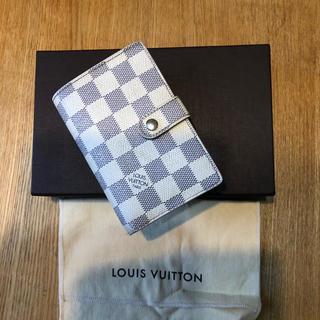 LOUIS VUITTON - 良品 正規品 ルイヴィトン アズール がま口 財布