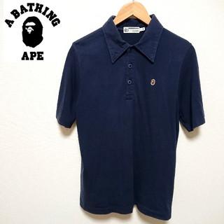 アベイシングエイプ(A BATHING APE)の初期タグ BAPE アベイシングエイプ ポロシャツ(ポロシャツ)