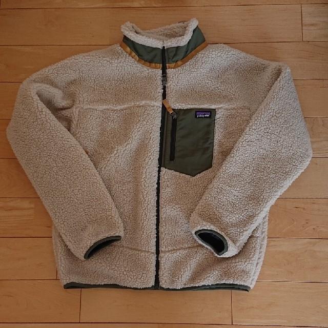 patagonia(パタゴニア)の19AW PATAGONIA キッズ クラシック レトロX ジャケット レディースのジャケット/アウター(ブルゾン)の商品写真