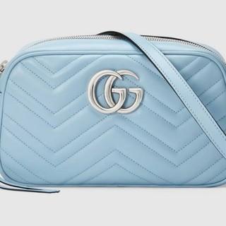 Gucci - 【GUCCI】Gマーモント ショルダーバッグ スモール