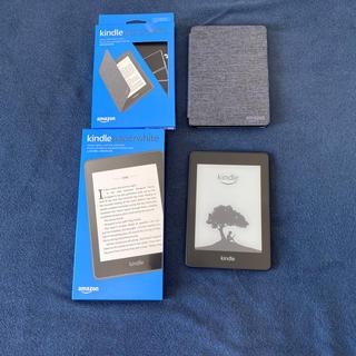 kindle paperwhite(第10世代 WiFiモデル 8GB)+カバー(電子ブックリーダー)