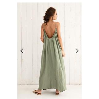 ALEXIA STAM - ALEXIA STAM Linen Summer Maxi Dress