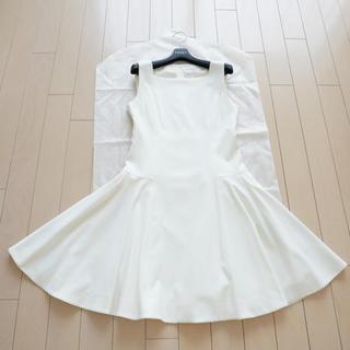 FOXEY - 美品 フォクシー♡ワンピース ホワイト 38