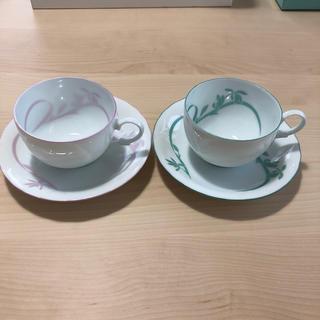 コウランシャ(香蘭社)の香蘭社のカップ(グラス/カップ)