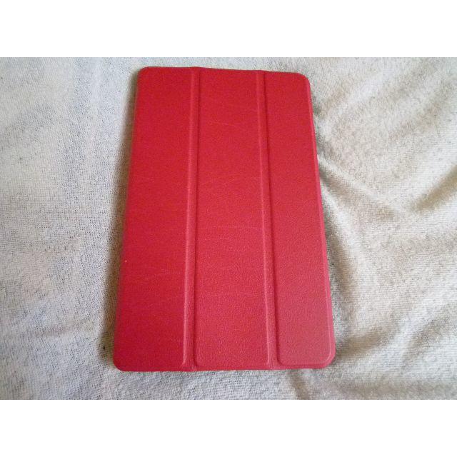 【値下げ】FIRE 7 Amazon タブレット 本体+カバーのみ スマホ/家電/カメラのPC/タブレット(タブレット)の商品写真