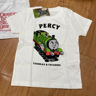 Design Tshirts Store graniph - グラニフ 機関車トーマス パーシー Tシャツ